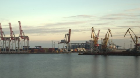 Contract awarded for Darwin Port works