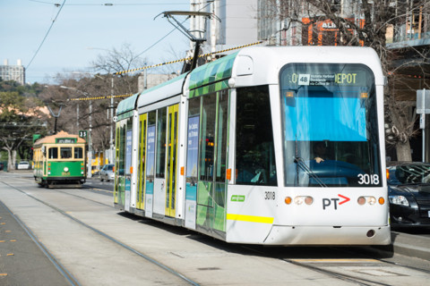 Solar to power Melbourne trams