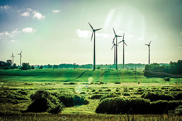 Renewable energy generation has recorded an increase in investor appetite.