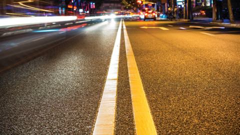 Making a mark on our roads
