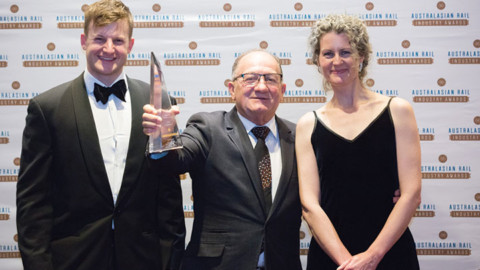 Outstanding achievers recognised by the ARA