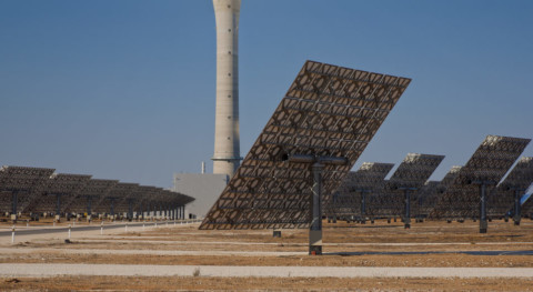 New solar thermal power contract awarded
