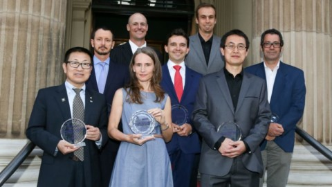 Port of Brisbane receives research excellence award