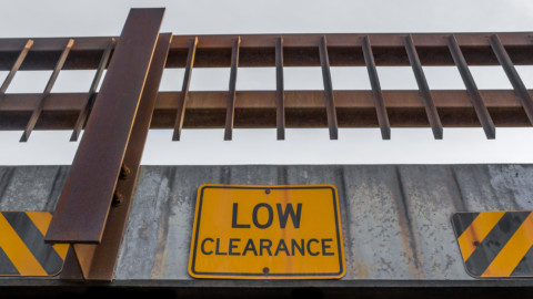 New technology solution stopping collisions on Napier Street bridge