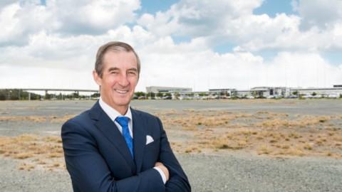 Work starts on Brisbane Airport retail centre