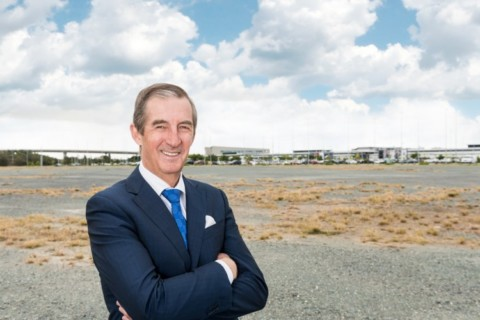 Work starts on Brisbane Airport retail centre
