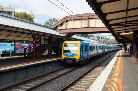 New train station for Melbourne's west