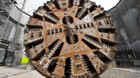 The search is on for tunnel boring machines