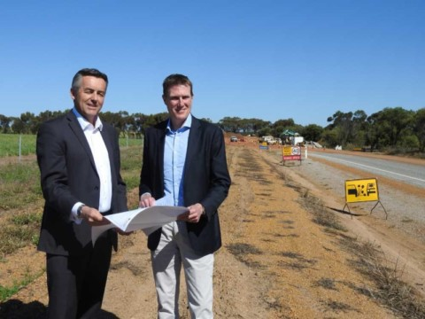 $44 million for WA Regional Road Safety Package