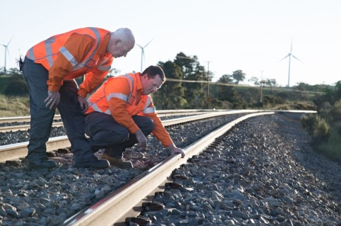 First steel delivered for Inland Rail project