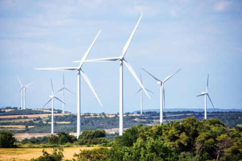 Wind power and battery hub agreement secured