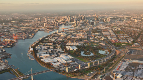 Fishermans Bend put on hold