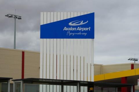 Victoria's new international airport
