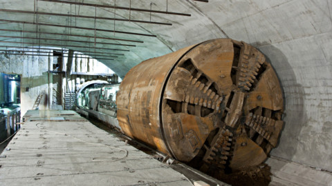 TBMs ordered for Metro Tunnel