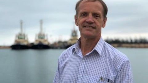 Port says goodbye to long-standing CEO