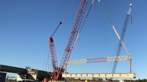 Innovative new bridge girder receives approval
