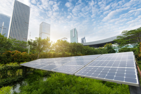 Mapping solar power potential to benefit urban planners