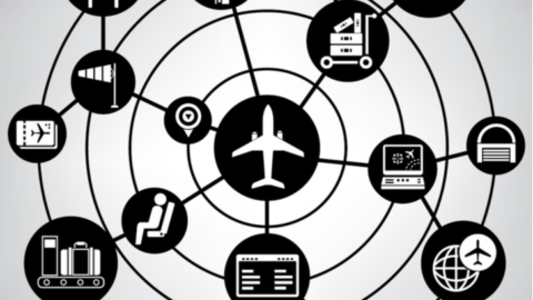 Data sharing system to benefit aviation industry