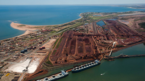 Port Hedland project contract awarded