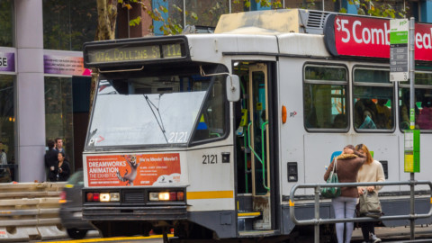 Melbourne tram stops upgrade to improve access