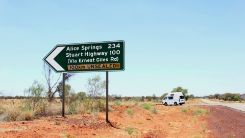 Northern Territory road safety upgrades