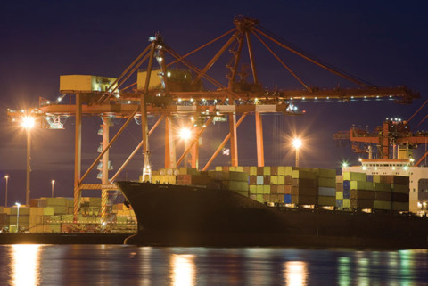 Thinking domestically at our ports