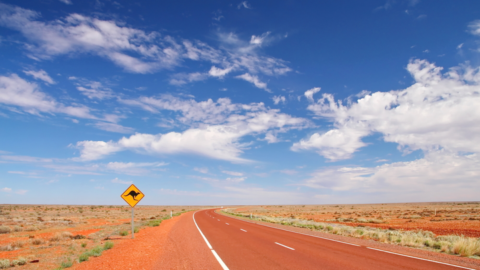 Federal investment in Northern Territory Roads