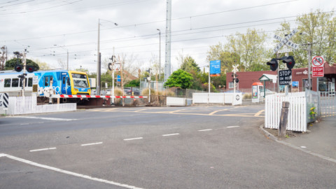Three more level crossing removals for Melbourne