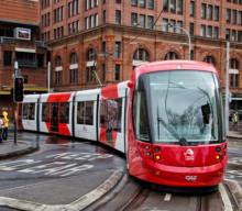 A new home for Sydney's light rail