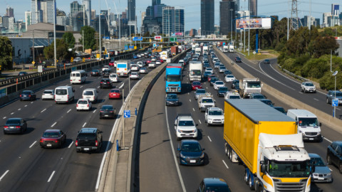 Victorian Premier promises biggest transport building program in Australian history