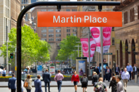 Contract awarded for Martin Place redevelopment