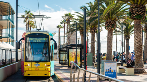 Electrifying Adelaide's busiest rail route