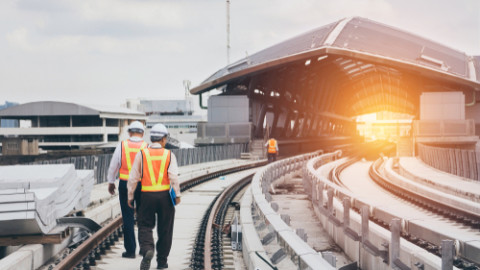 A new approach to rail asset identification