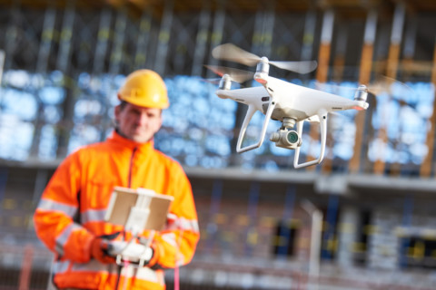 How to best use drones in civil construction