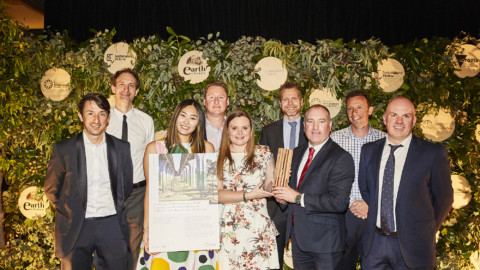 Level crossing project wins Premier's Sustainability Award