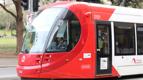 Newcastle wire-free light rail passes first test