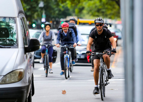 New cycling infrastructure for Victoria