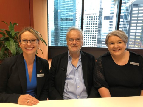 ISCA appoints new Chair