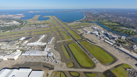 Contract awarded for Western Sydney Airport Business Park