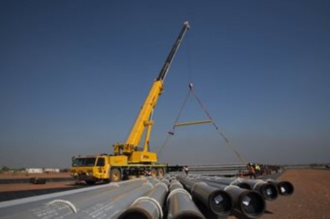 Construction complete on Northern Gas Pipeline