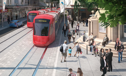 Two major contracts awarded for Parramatta Light Rail