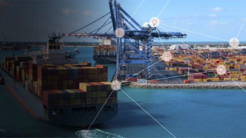 The living solution for dynamic port environments