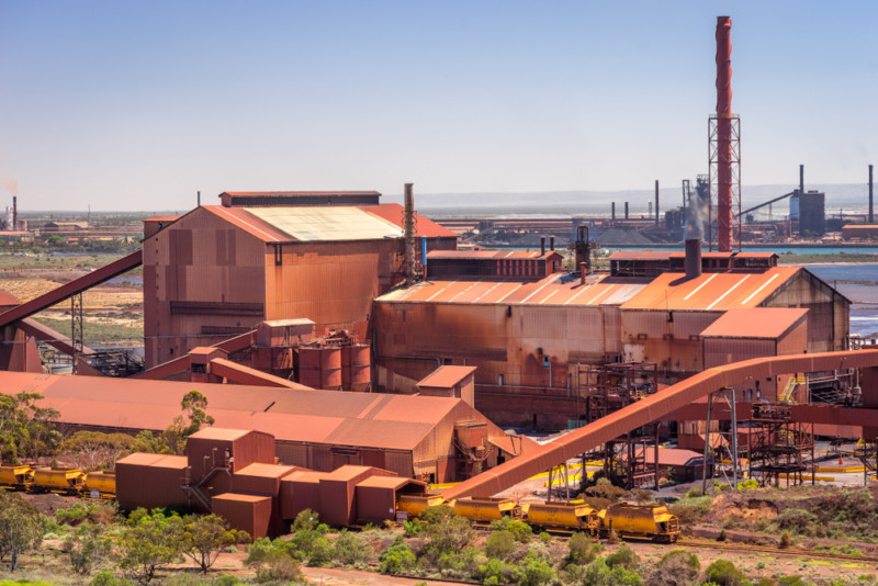 Whyalla Steelworks infrastructure plan