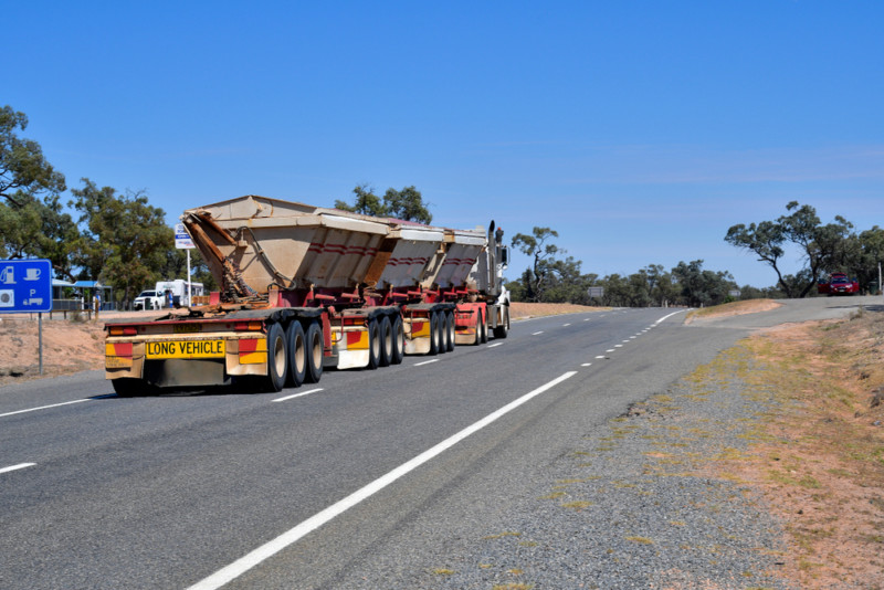 NSW Fixing Country Roads and Rail program freight