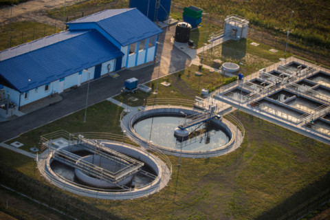 $170 million contract awarded for sewage treatment upgrade