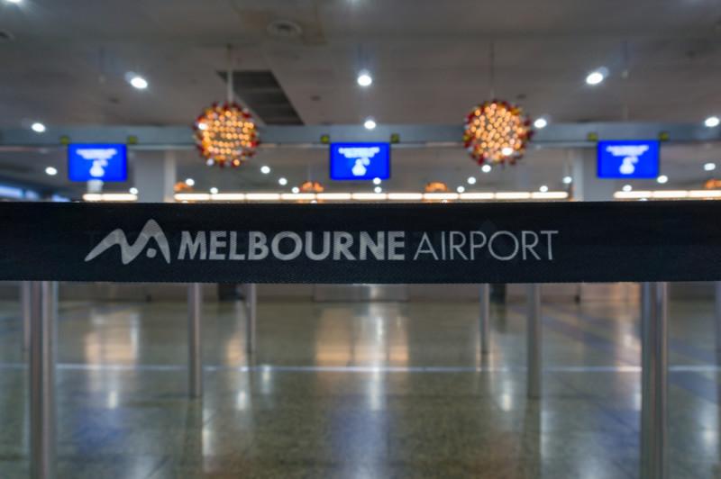 Melbourne Tullamarine Airport T2 Terminal expansion upgrade passenger