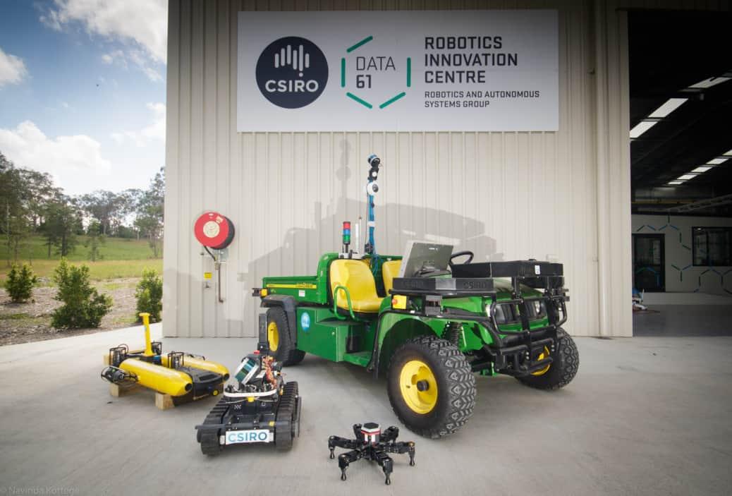 CSIRO Data61 Robotics Innovation Centre
