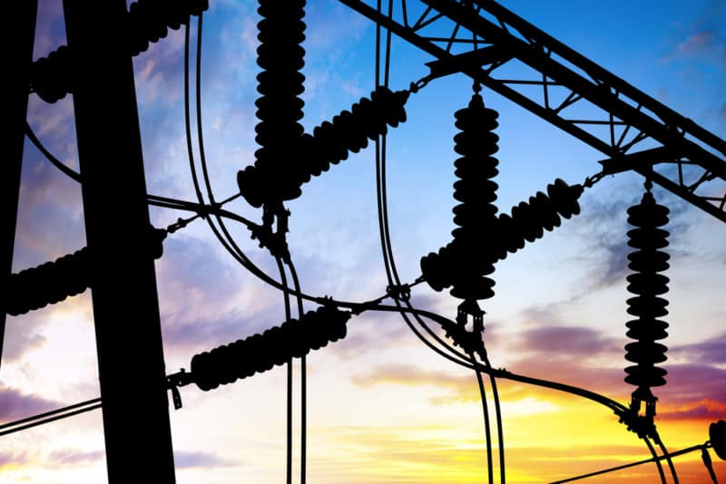 Substation Queensland secure supply