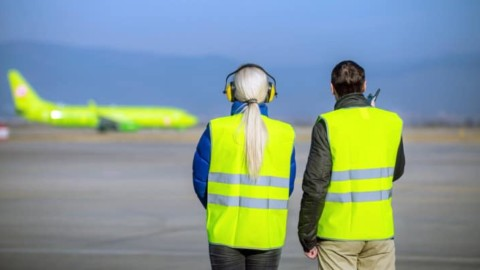 Working towards gender parity in aviation