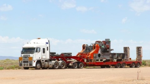 Truck safety hub opens in Darwin